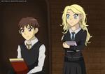 CM: Evan and Luna by Neko-Hanyou-Sakura