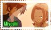 Miyoshi Stamp II by Neko-Hanyou-Sakura