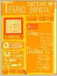 Tegaki Dating Service by invader-zim-14