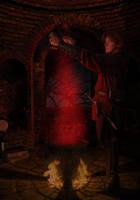 Sorcerer's chamber by LunasCrafts