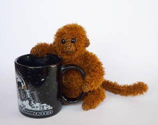 Will you fill my mug please? by LunasCrafts
