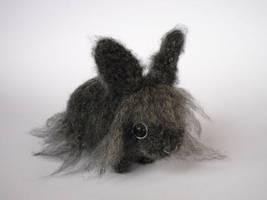Emo bunny by LunasCrafts