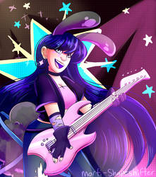 P.O.P. - Rock N' Roll by Morfi-Shapeshifter