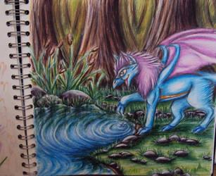 Kiria for hygbnju by Wolf160