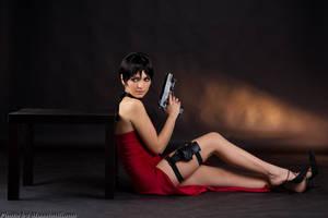 Ada Wong Cosplay by Eyes-0n-Me