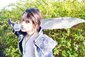 Squall cadet by Eyes-0n-Me