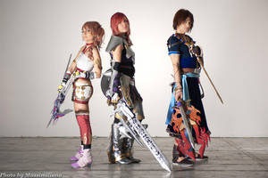 Final Fantasy XIII 2 by Eyes-0n-Me