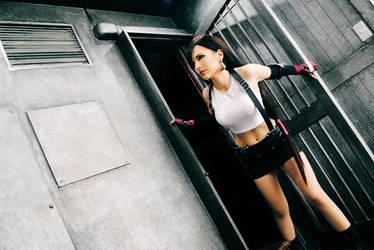 Tifa Lockhart Cosplay by Eyes-0n-Me