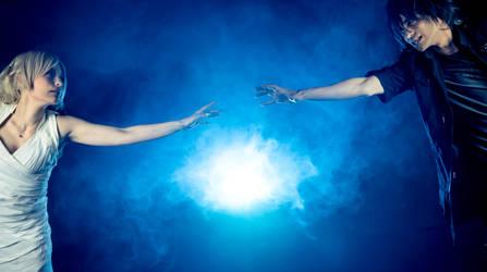 Noctis and Lunafreya by Eyes-0n-Me