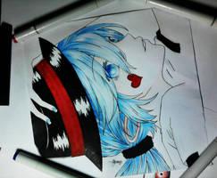 Hatsune Miku by marcioss41
