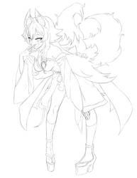 Yukitsune by GrayDustOA