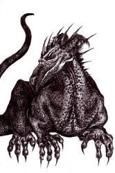 Dragon2 by Geinen