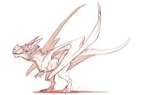 Dinodragon by AbelPhee