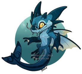 RPG Dragons - Water by AbelPhee