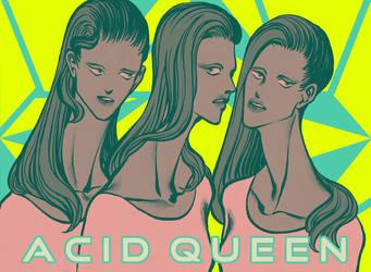 acid queen by ThoruPanda