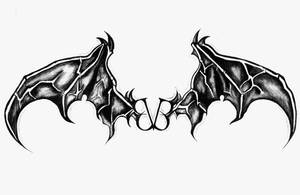 Black Veil Brides - tattoo by Karcoolkaaa
