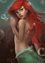 Ariel again by Nilfea
