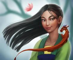 Mulan by Nilfea