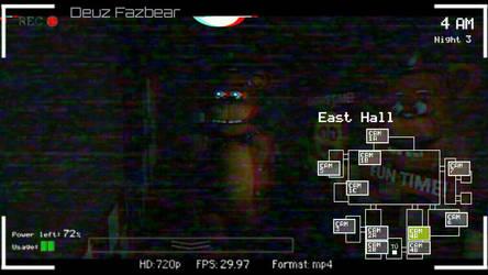 A lightning test (FNAF - SFM) by FazbearM