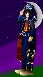 Gallant Starlight Union X by quasyj