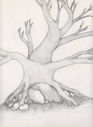 The big tree by TheOrdinaryBird