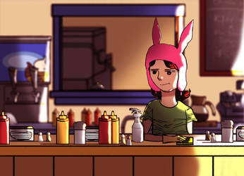 Bob's Burgers: One day this'll be mine by RAMWOC87