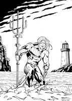FCBD : Aquaman by Gadrien