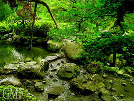 Small Stream by StevenChong-no-GMF