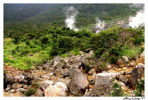 Hakone Sulfer Fields by StevenChong-no-GMF