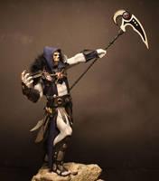 Skeletor-4 by EdgePang