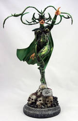 HELA painted2 by riteguytu