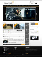 SnapWeb Layout by TheDpStudio