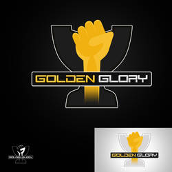 Golden Glory LOGO by TheDpStudio