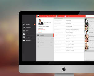 BackOffice - User Interface Design by TheDpStudio
