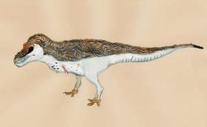 Just Tyrannosaurus by Kutchicetus-Minimus
