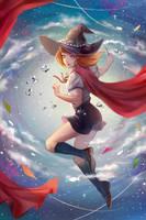 Celestial Harmony by Meramii
