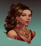 C: Pavlina by Meramii