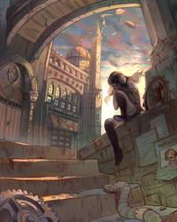 Forlorn by Meramii