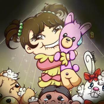 Childhood by Nunuffie