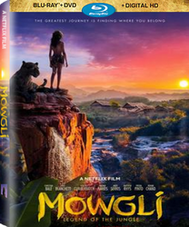 Mowgil Legend of the Jungle Blu-Ray by LadySesshy