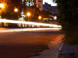 City Lights by saftsaak