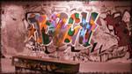 Graffiti by saftsaak