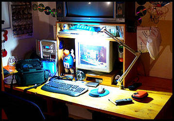 My Workspace by saftsaak