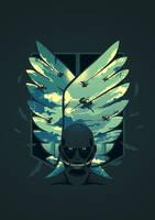 Wings of Freedom by hyperlixir