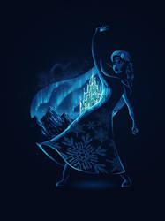 Frozen - Anna by hyperlixir