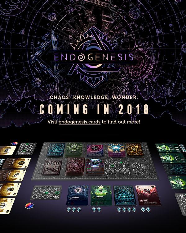 Endogenesis by hyperlixir