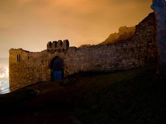 Castle nights by ThePraiodanish