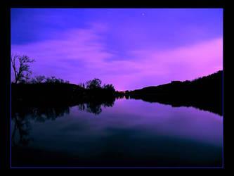 Mystic Lake by ThePraiodanish