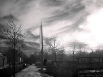 Clouds brewing by ThePraiodanish