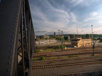 Railway Control Muehlacker by ThePraiodanish